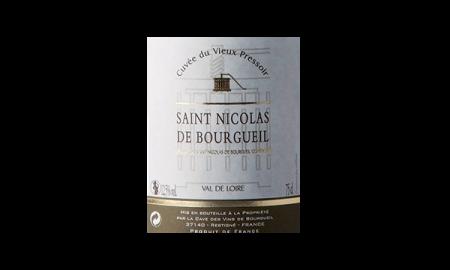 SAINT NICOLAS DE BOURGUEIL (75 cl)