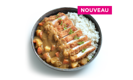 WINTER BOWL CURRY POULET